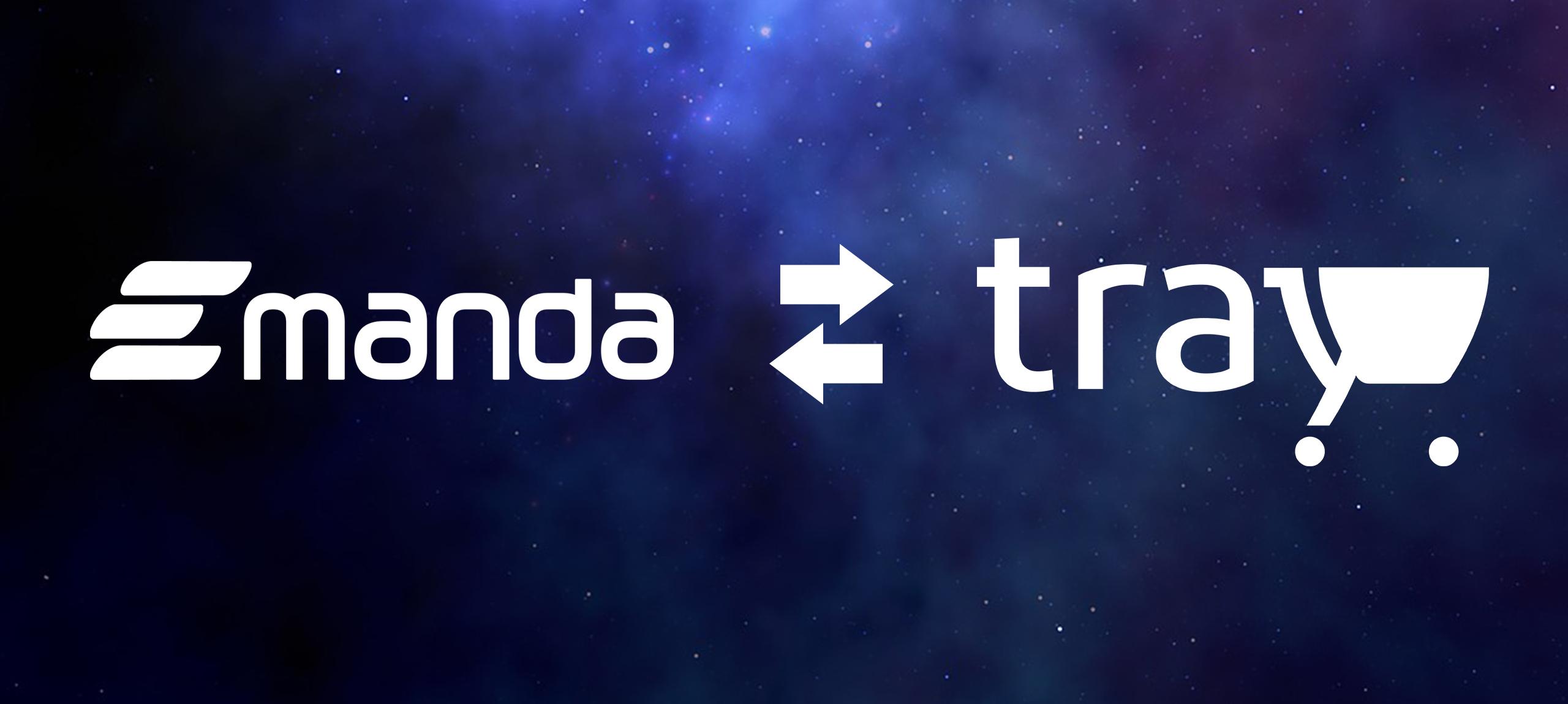 Emanda nova parceira Tray | Conecte sua loja em apenas um clique