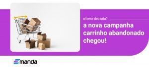 Read more about the article Nova Campanha: Carrinho Abandonado 🛒